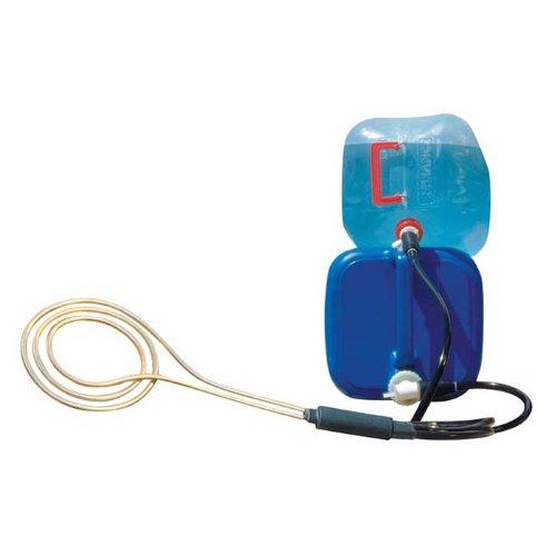ZODI Outback Gear Fire Coil Water Heater