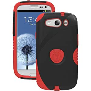 Trident AG-I9300-RD AEGIS RED CASE FOR SAMSUNG GALAXY S3 I9300