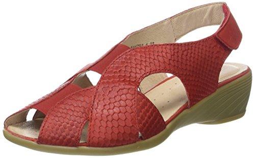 Luxat Damen Crome Geschlossene Sandalen