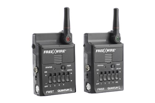 Quantum FreeXwire Transmitter/Receiver Set -