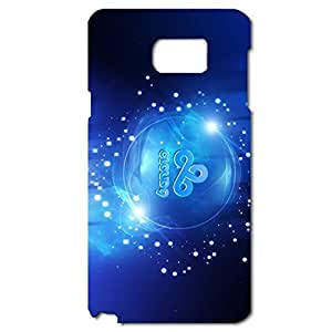 Hybird C9 Logo League of Legends Plastic?Case?Cover?For?samsung galaxy note 5
