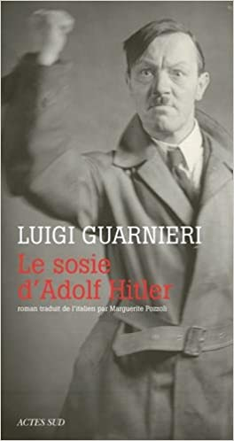Luigi Guarnieri - Le sosie d'Adolf Hitler sur Bookys