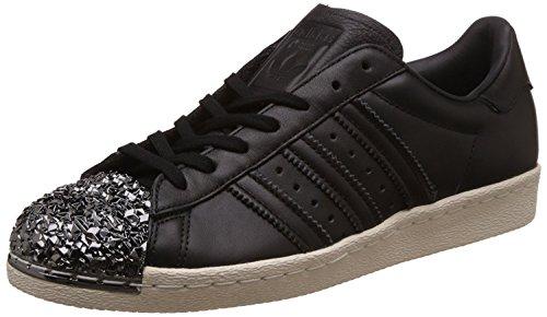 Adidas Originaler Kvinners Super Metall Tå W Skatesko Kjerne Svart / Off White