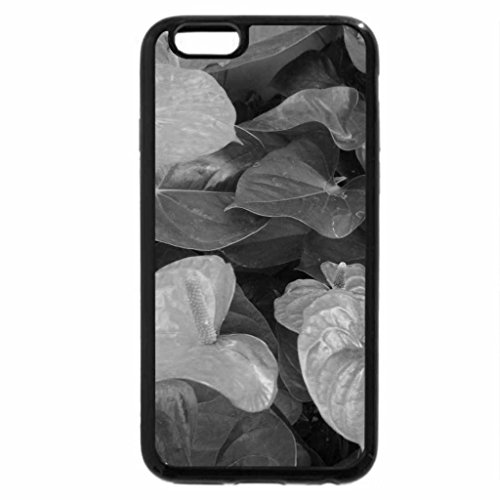 iPhone 6S Plus Case, iPhone 6 Plus Case (Black & White) - A day at the mall 24