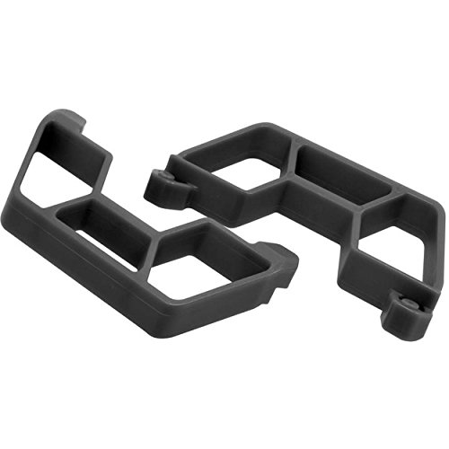 RPM Nerf Bars for The Traxxas Lcg Slash 2WD Replacement Parts, Black
