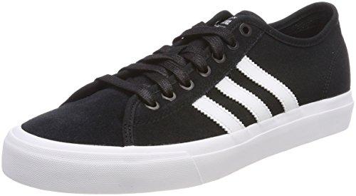 adidas Herren Matchcourt Rx Sneaker Schwarz (Cblack/Ftwwht/Cblack)
