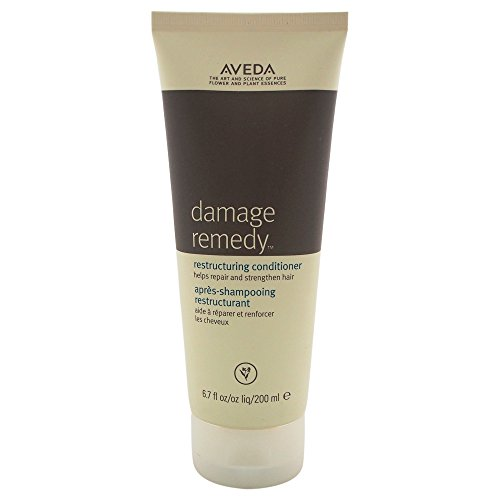 Aveda Damage Remedy Conditioner, 6.7 Ounce (Best Damage Repair Shampoo And Conditioner)