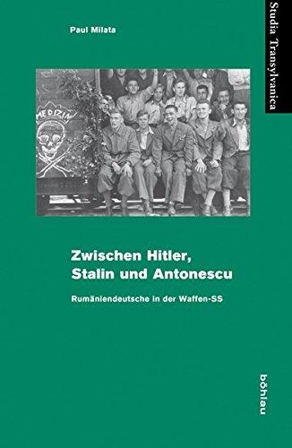 Zwischen Hitler, Stalin und Antonescu: Rumäniendeutsche in der Waffen-SS (Studia Transylvanica, Band 34)