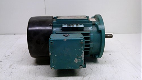 Brook Hanson 1422204 02  Motor  3 Phase  1700Rpm  0 75 Hp  60Hz 1422204 02