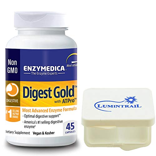 Enzymedica Potency Digestive Capsules Lumintrail product image