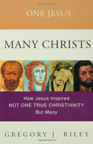 Download One Jesus, Many Christs : How Jesus Inspired Not One True Christianity, but Many pdf epub