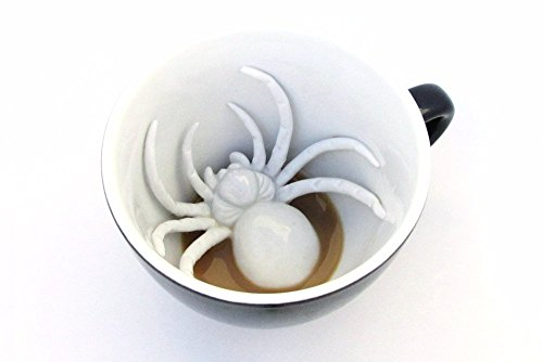 1 X Spider Creepy Cup