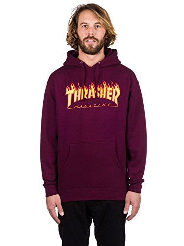 Hooded Logo Hoody Sweatshirt - 1