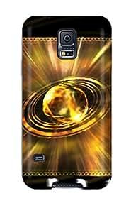 Cute Tpu Barbara Gorman See Change 4 Case Cover For Galaxy S5