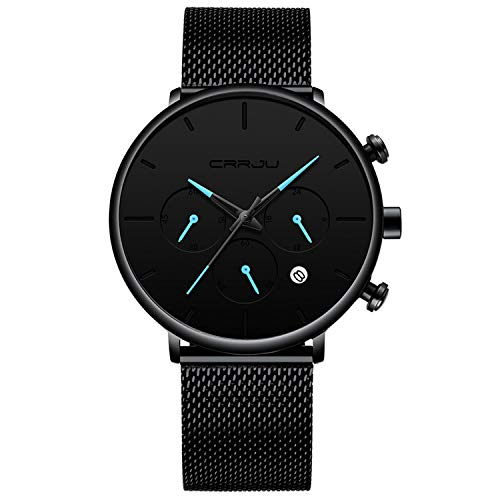 LUXISDE Women's Wrist Watches ABC 2268 New Men's Hot Casual Personality Watch Fashion Popular Men's Watch 53 E by LUXISDE (Image #9)