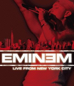 Eminem - Live From New York City [Japan LTD BD] YMXZ-10371