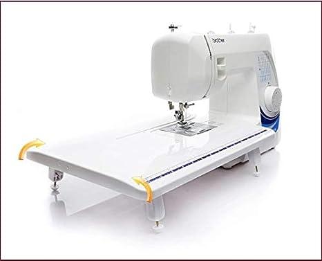Mesa de extensión para máquina de coser para Brother GS2700 GS3700 GS2750 GS2786: Amazon.es: Juguetes y juegos