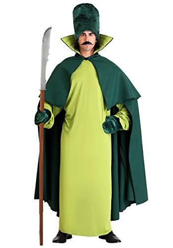 Adult Emerald City Guard Costume - ST ()