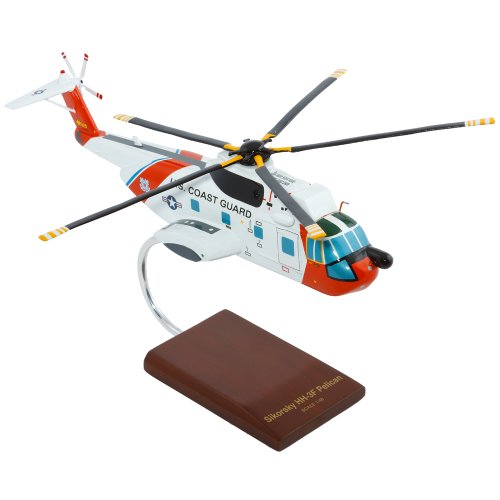 Mastercraft Collection Sikorsky HH-3F Pelican Model Scale:1/48 (Sikorsky Sh 3 Sea King Navy Helicopters)