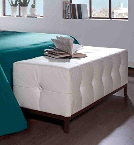Banquetas Tapizadas : Modelo FLORENCIA de 100x40x42