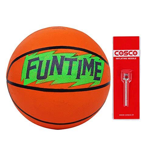 Cosco Funtime Basket Ball, Size 6  Orange
