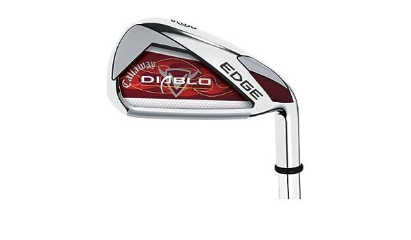 Callaway Diablo Edge Set de 8 Palos de Golf, 5 (Retorno ...