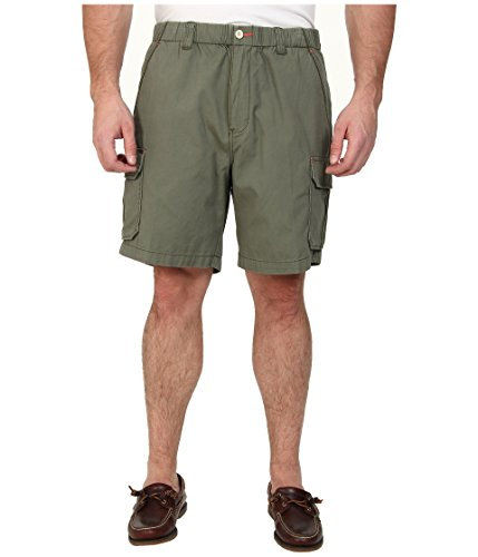 (Tommy Bahama Big & Tall Men's Big & Tall Survivalist Short Moss 4XB 8)