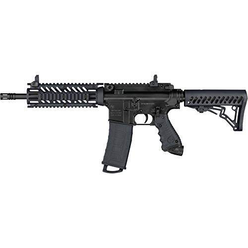 (Tippmann TMC .50 Cal Magfeed Paintball Marker Black)