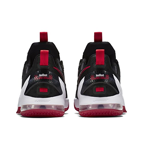 Black Lebron Basketball Red Low University s white Nike black Xiii Men M Shoes 1EPq8cwXUg