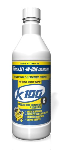 K100 G Gasoline Treatment - 12/32 oz. case by K100