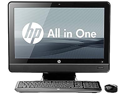 "2018 HP Compaq 8200 Elite 23"" Full HD All-In-One AIO Business Desktop Computer, Intel Quad-Core i5-2400S 2.5Ghz, 8GB RAM, 500GB HDD, DVD-ROM, Windows 10 Professional (Certified Refurbishd)"