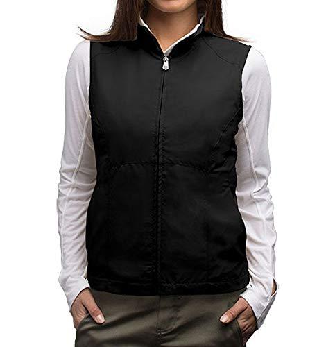 SCOTTeVEST RFID Travel Vests for Women with Pockets - Travel Clothing for Women Black