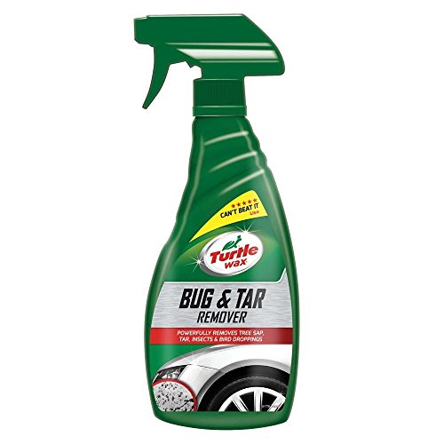 Turtle Wax 51778 Bug & Tar Remover Easy Car Cleaner 500ml