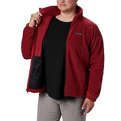 Columbia Women's Benton Springs Full Zip Jacket, Soft Fleece with Classic Fit at Women's Coats Shop