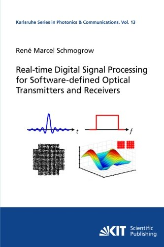 Real-time Digital Signal Processing for Software-defined Optical Transmitters and Receivers ()