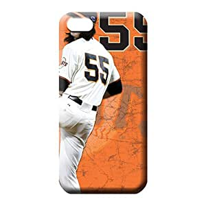iphone 6 normal Shatterproof PC Forever Collectibles cell phone skins san francisco giants mlb baseball