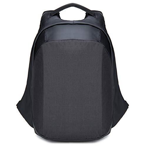 TT Rucksack Doppel-Umhängetasche Anti-Diebstahl-Computer Doppel-Umhängetasche Männer Reiten lässig wasserdicht Rucksack USB-Ladekapazität Tasche C