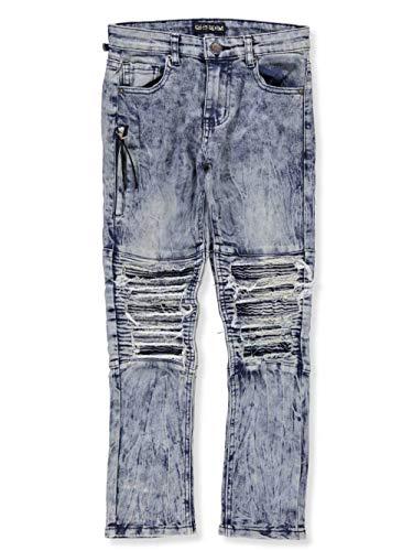 GS-115 Big Boys' Jeans - ice, 18