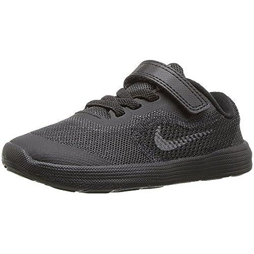 Nike Revolution 3 (TDV) Black, Zapatillas de Deporte Unisex Niños 60% de descuento nbyshop.top