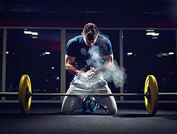 1 kg Tiza Magnesia Polvo de Magnesia Escalar Bulder Deporte Fitness Magnesio: Amazon.es: Deportes y aire libre