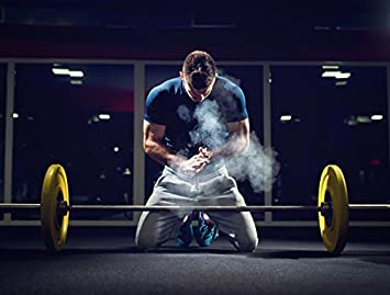 5 kg Tiza Magnesia Polvo de Magnesia Escalar Bulder Deporte Fitness Magnesio: Amazon.es: Deportes y aire libre
