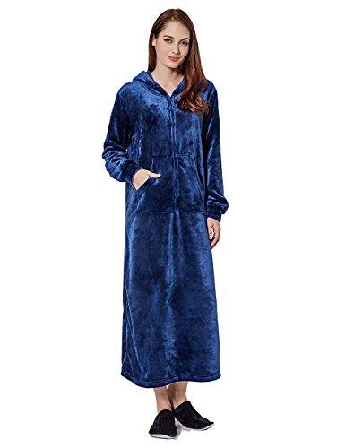 Zip Front Hooded Fleece - 9