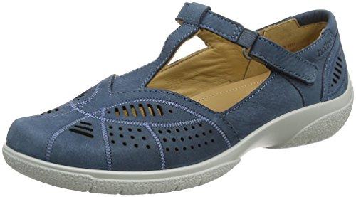 Mujer Para Merceditas blue 105 Hotter Grace Azul River 4qREftw