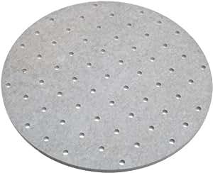 Bel-Art Scienceware 420380230 High Heat Minerit HD Desiccator Plate, 23cm Diameter x 4.8mm Thick
