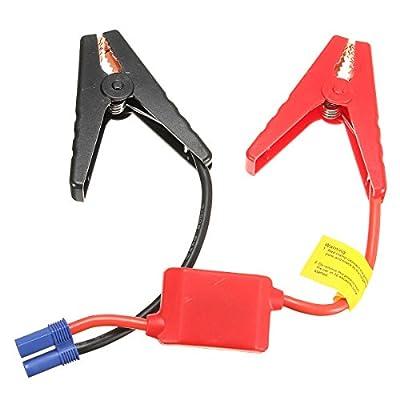 82800mAh 4 USB Car Jump Power Bank Portable Starter Pack Booster Battery Emergency Charger - Car Electronics - Jump Starter
