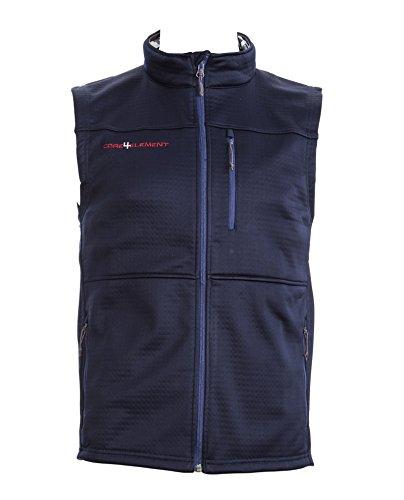 Easton Core4Element Fleece Selway Navy Vest (XL)