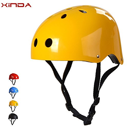 XINDA-11-Air-Vents-Outdoor-Rock-Climbing-Safety-Helmet-Caving-Rescue-Protecting-Helmet-Random-Color