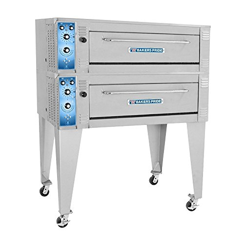 Bakers Pride SuperDeck EP Electric Pizza Oven, 55 x 43 x 66