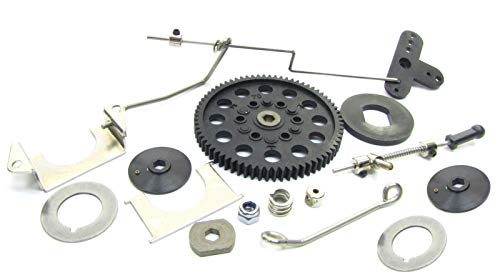 Nitro RUSTLER SPUR Gear Set (Linkage Throttle Brake Slipper Clutch