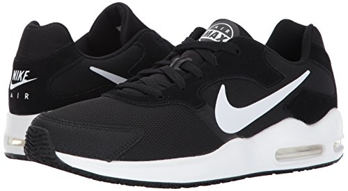 Amazon.com | Nike Mens Air Max Guile Running Shoes Black/White 10.5 | Soccer